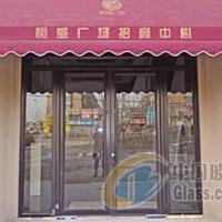 连锁店地弹门 商铺专用门安装