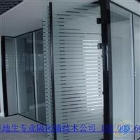 上海品牌玻璃隔断、成品隔断