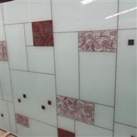 供应3.5mm丝印玻璃厂