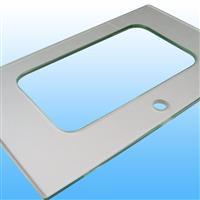 电器玻璃面板