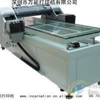 钢化玻璃图纹喷绘机械