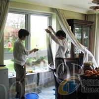 室内装饰玻璃隔断贴膜