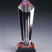 西安水晶奖杯 定做水晶奖牌礼品