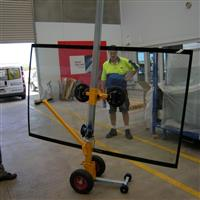 玻璃搬运安装小车厂
