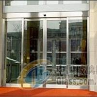 北京玻璃门维修大栅栏玻璃门