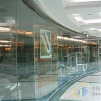 吉安光明钢化玻璃供应热弯玻璃