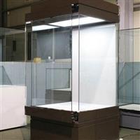 夹胶玻璃博物馆展柜专业制作