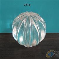 供应新款南瓜球水晶玻璃家具拉手