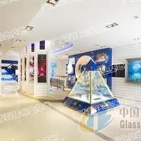 艺术玻璃冰晶画 设计不等于艺术