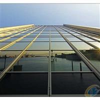 长期供应LOW-E平/弯夹胶复合中空玻璃