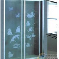 屏风式淋浴房,定制玻璃浴室