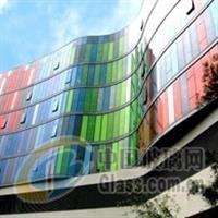长期供应彩釉(丝网印刷)玻璃