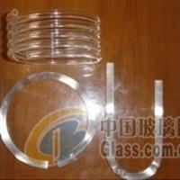 供应石英∪型管