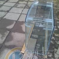 沙河金辉专业生产热弯玻璃