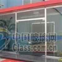 河北区安装玻璃门,无框玻璃门