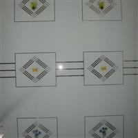 供应3.8mm亮银玻璃厂