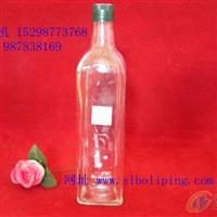 玻璃瓶/橄榄油瓶/组培瓶玻璃瓶
