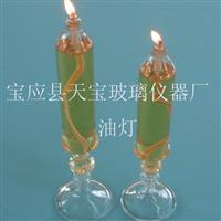玻玻璃工艺油灯|玻璃油灯