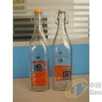 专业供应卡口的玻璃油瓶/卡口的玻璃油瓶滴油不漏