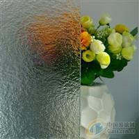 福州压花玻璃-银霞