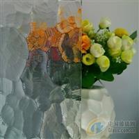 广州压花玻璃-银波2号