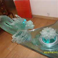 供应玻璃茶台厂