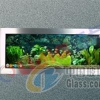 银拉丝壁挂(玻璃鱼缸,玻璃制品