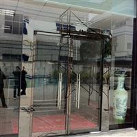 广州白云区钢化玻璃门安装订做