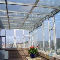 广州白云别墅玻璃阳光房订做安装