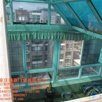 铝木复合门窗新型材的选择
