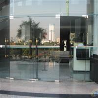 天津玻璃门维修-玻璃隔断的选择