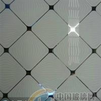 几何图案玻璃