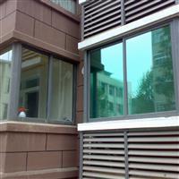 一楼家庭单反隐私玻璃贴膜