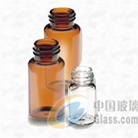 优质广口螺纹口样品玻璃瓶
