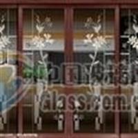 北京安装中控玻璃门