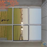 断桥铝门窗的优越性能介绍