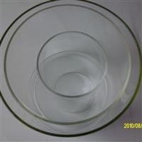 大口径高硼硅玻璃管