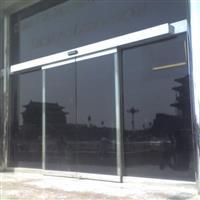 安装玻璃感应门西城区维修感应门
