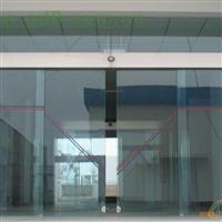 广州自动钢化玻璃门安装
