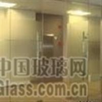 天津安装玻璃天津定做玻璃门隔断