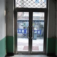 西安钢化玻璃门批量生产厂家