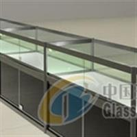 玻璃展柜立面粘接UV胶3235