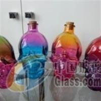 玻璃喷涂瓶