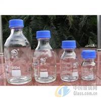 蓝盖试剂瓶玻璃瓶罐头瓶