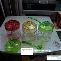 玻璃瓶 玻璃罐密封罐茶叶罐