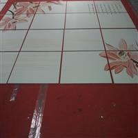 幕墙双喷头UV平板打印机