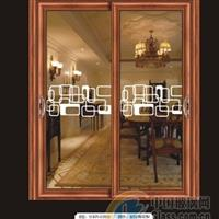 佛山恒福居门厂50豪华推拉门