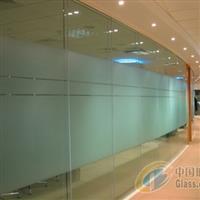 供应酸洗钢化玻璃