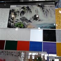 喷绘玻璃打印涂层厂