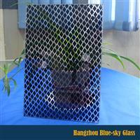 钢化丝印玻璃钢化彩釉玻璃